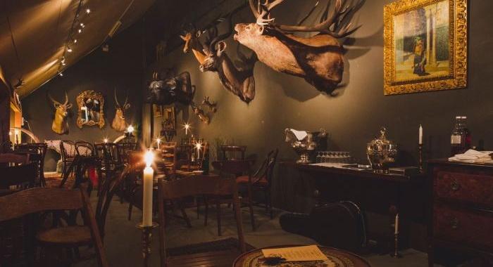 Magicshow in Zürich exklusiv in der Wunderkammer