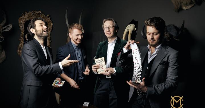 Zaubershows in Zürich
